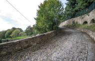 Riqualificazione delle scalette di Bergamo: lavori nel 2021