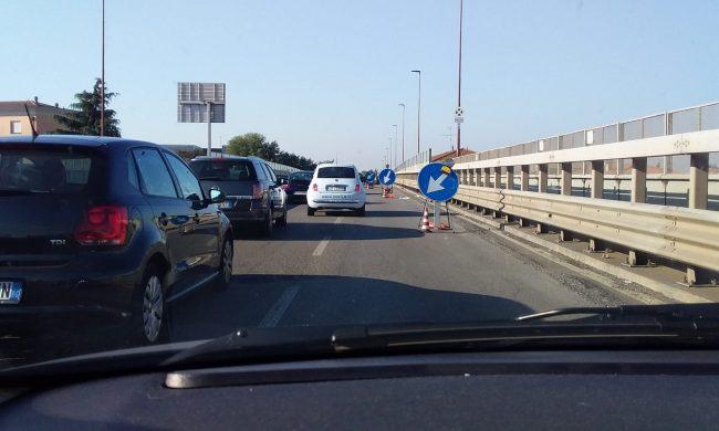 Messa in sicurezza del viadotto di Boccaleone: secondo lotto