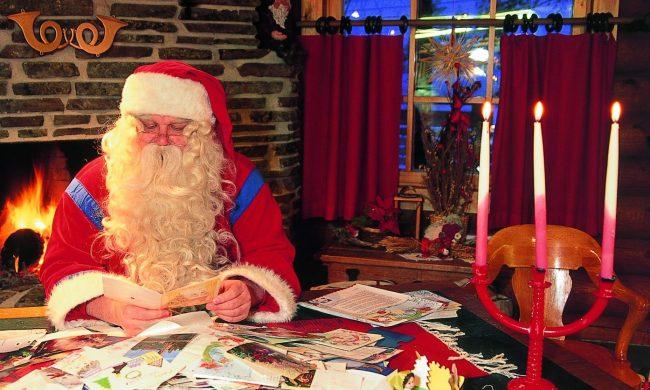 Circa 11mila lettere per Babbo Natale non sono mai arrivate