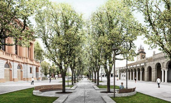 Riqualificazione di Piazza Cavour e Sentierone: via il 15 febbraio