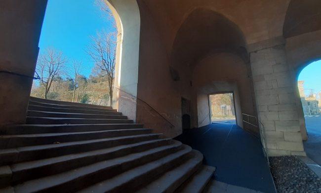 Porta Sant'Agostino è ora priva di barriere architettoniche