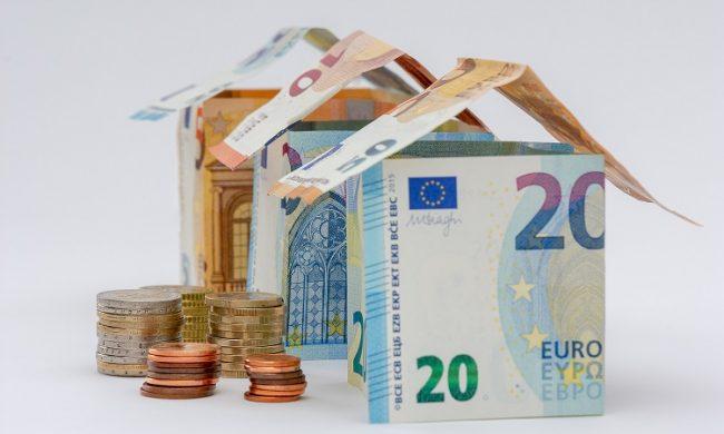 Effetto Covid sui mutui: case di minor valore