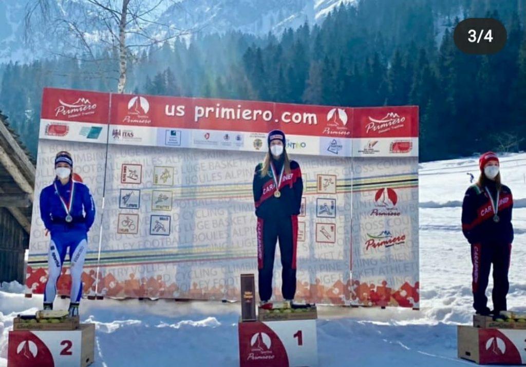 Ottimi risultati per quattro atlete UniBg ai campionati italiani di sci