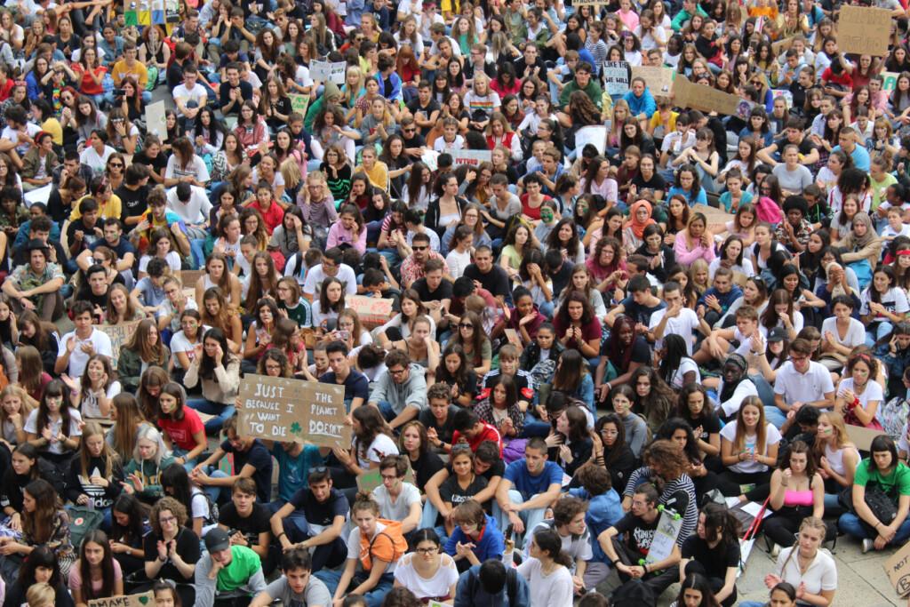 Noi, giovani, giovani del XXI secolo
