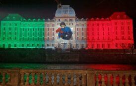 Grand Hotel di San Pellegrino, tricolore da 7mila mq
