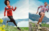 Corsa in montagna, pubblicità Nike al Lago d'Iseo