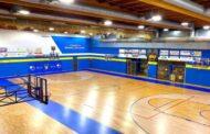 Palestra in stile college per il basket a Brignano