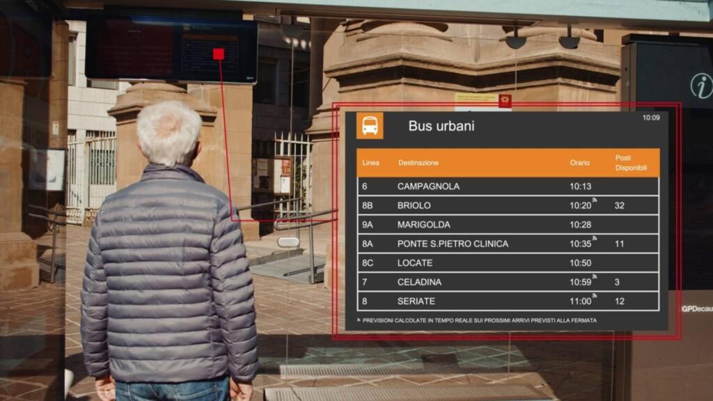 Contro l'affollamento dei bus arriva il conta-passeggeri
