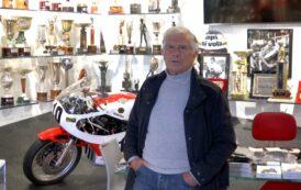 Giacomo Agostini è testimonal del 35° Rally Prealpi Orobiche