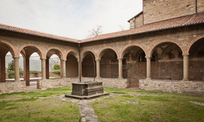 Chiostro di San Francesco, 400mila euro il Museo delle Storie