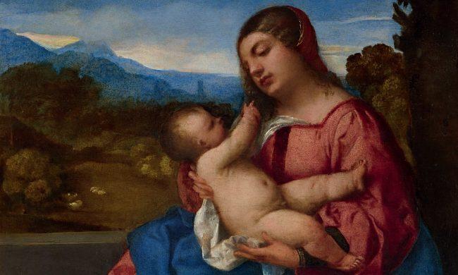 Accademia Carrara, ingresso gratis per mamme e figli