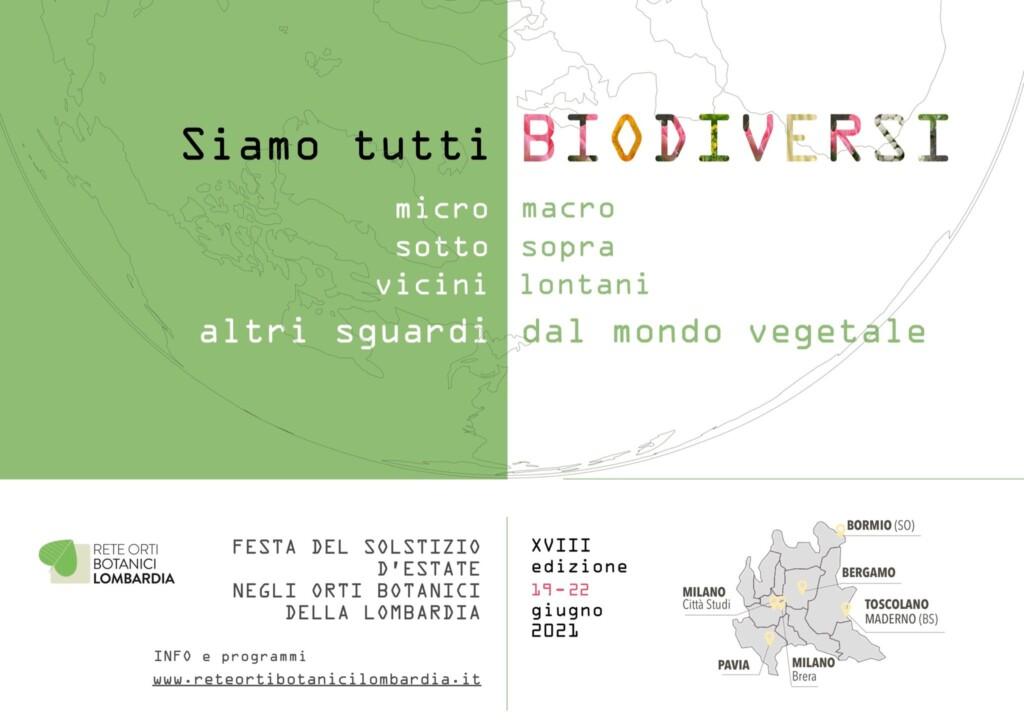 La rete degli orti botanici della Lombardia