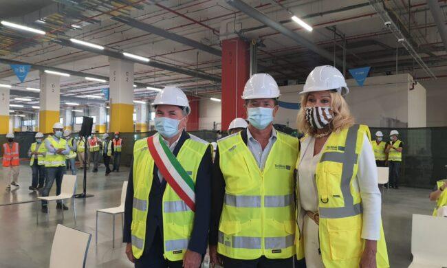 Amazon apre le porte del nuovo centro di Casirate