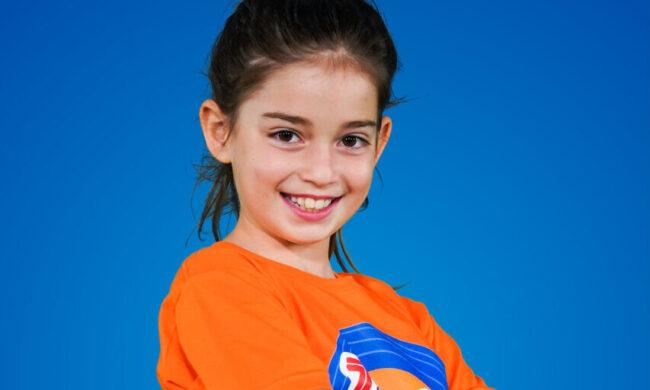 Veronica, 9 anni, di Gorle vola allo Zecchino d'Oro